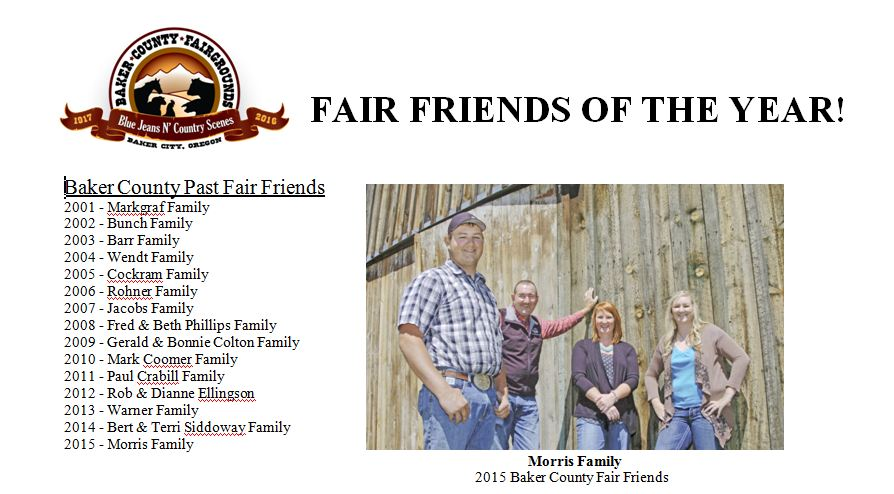 Fair Friends