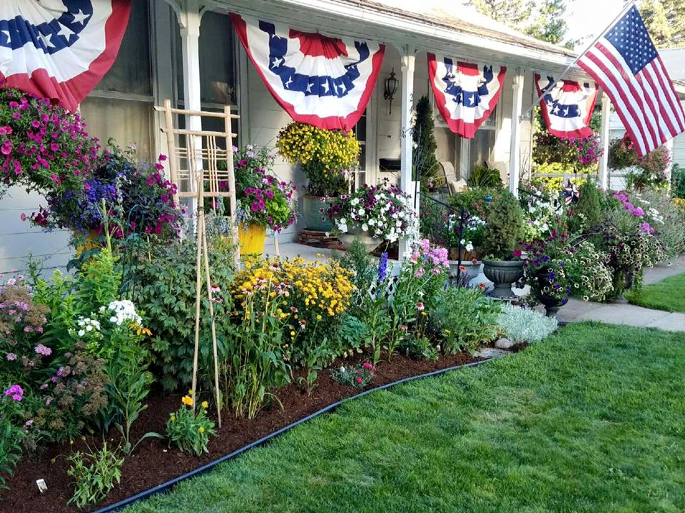 Garden Contest - 2nd place